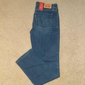 Brand New Levi Skinny jeans